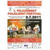 1.Pojizerský folklorní festival v Bakově nad Jizerou