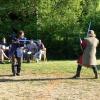 Den dětí s Karlem IV. a vítání léta - Pulečný -  Rychnov u Jablonce nad Nisou