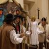 Živý Betlém - kostel na Horním náměstí Jablonec nad Nisou 26.12.2011