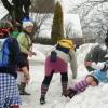 Masopust - Sněhov na Malé Skále 18.2.2012
