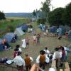 Vystoupení pro Šafránek tábor - Sněhov u Malé Skály 2008