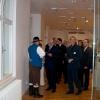 V.Klaus otevření Muzea skla a bižuterie po rekonstrukci - Jablonec nad Nisou 2004