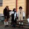 1.Živý betlém - radnice - Jablonec nad Nisou 2002